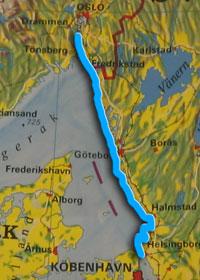 svenske vestkysten kart Svenske vestkysten kart – Gardinløsninger til store vinduer svenske vestkysten kart